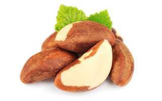 Чем полезен бразильский орех