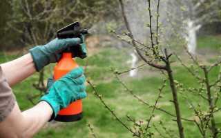 Варианты применения пестицидов