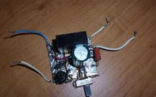 Самодельный таймер для переворота яиц в инкубаторе, схема, инструкция